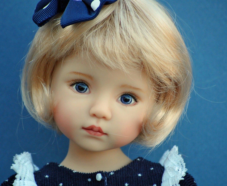 Dianna Effner 13 Little Darling Vinyl Doll By Kuwahidolls