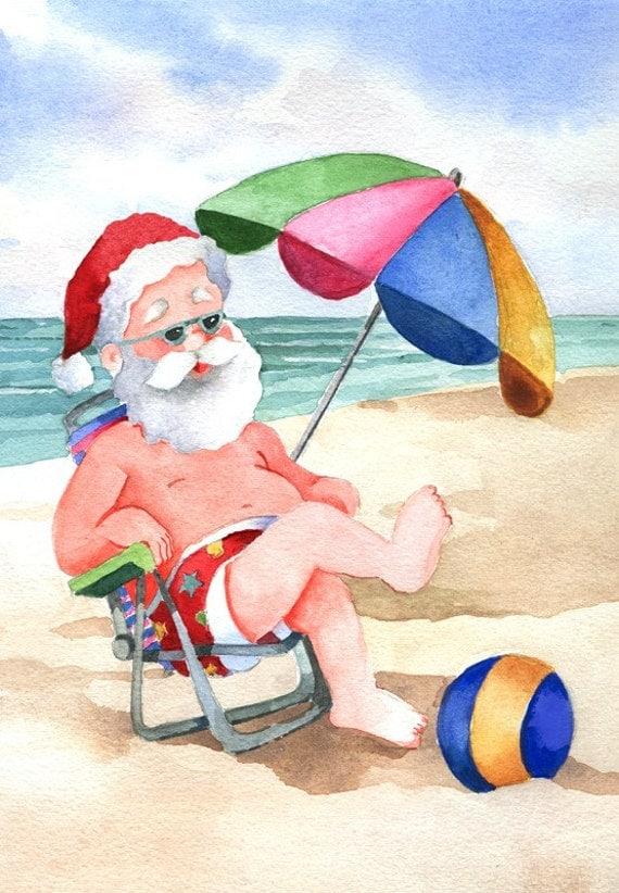 santa beach