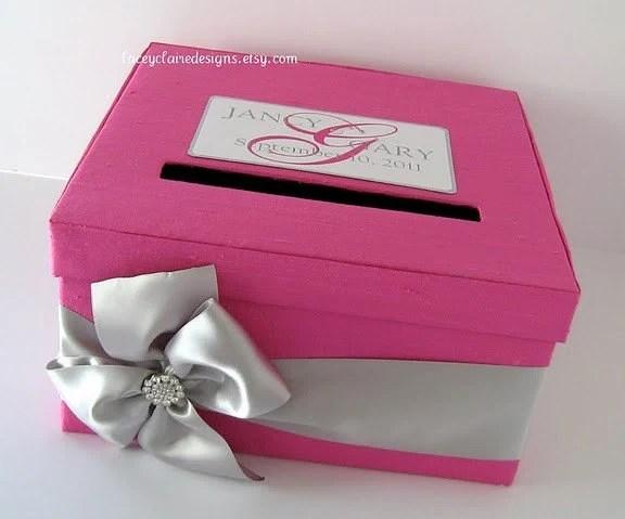 Custom Wedding Card Boxes Wedding Gift Card By