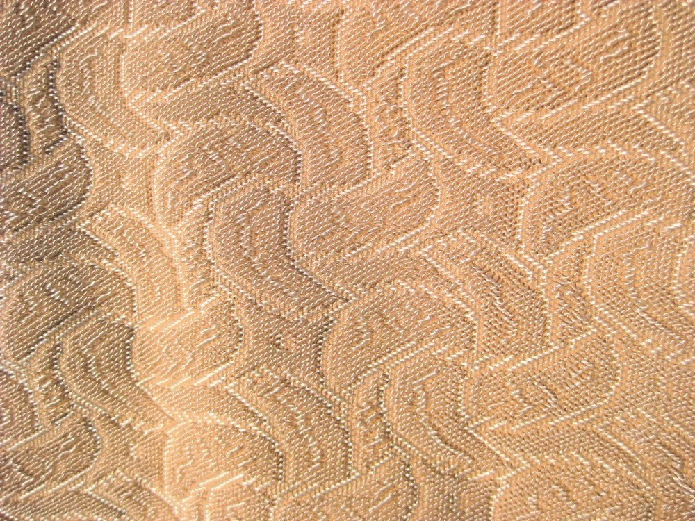 Rare Vintage Frieze Upholstery Fabric 65 Yards Lovely