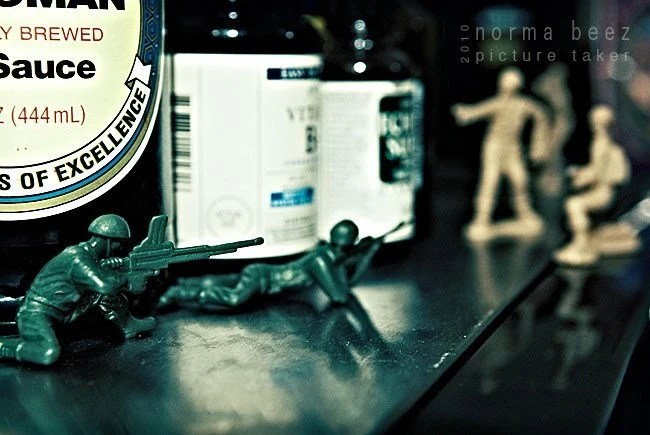 Kitchen Battles - Army Men Series