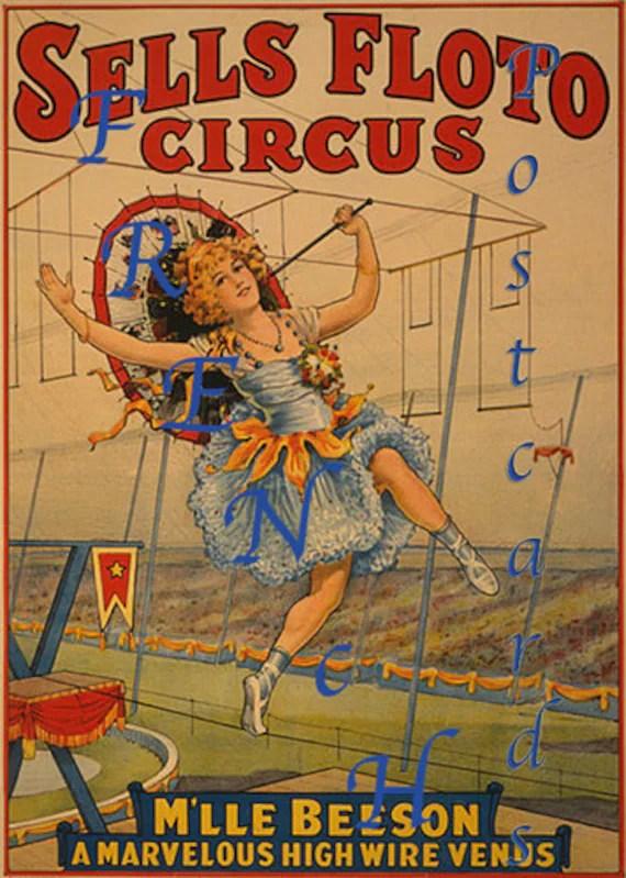 Items Similar To Circus