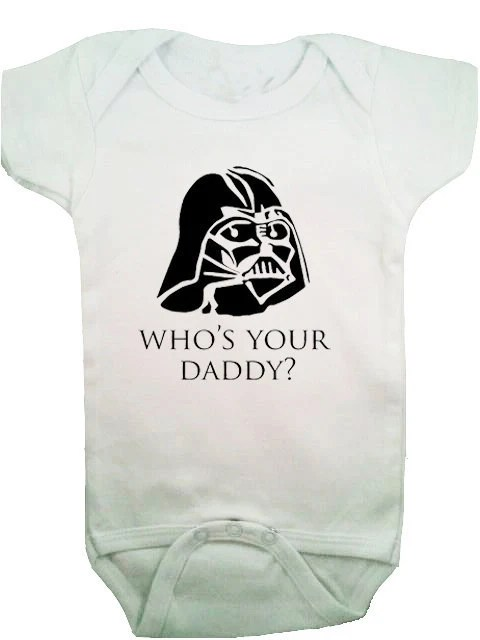 Items Similar To Who S Your Daddy Darth Vader Star Wars