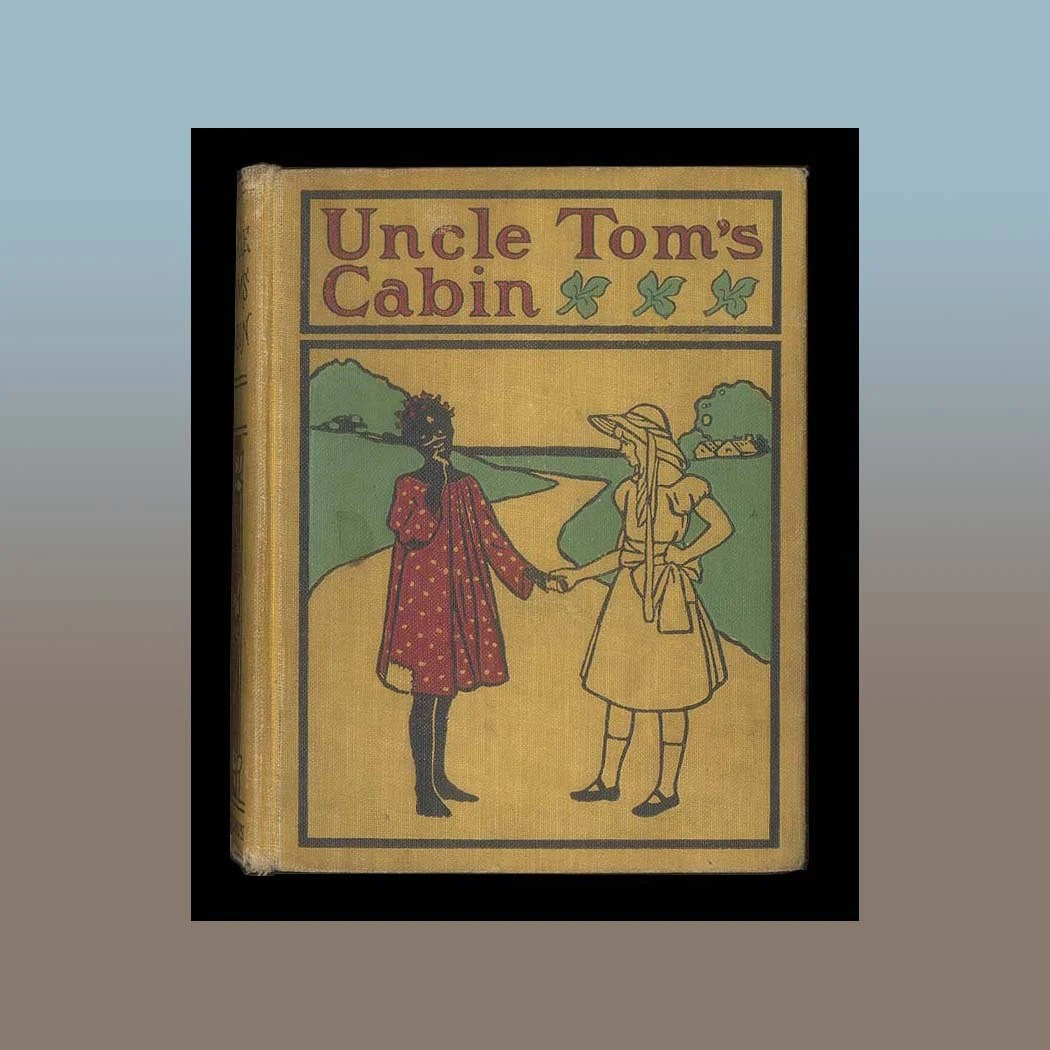 Uncle Tom S Cabin By Harriet Beecher Stowe Illustrated