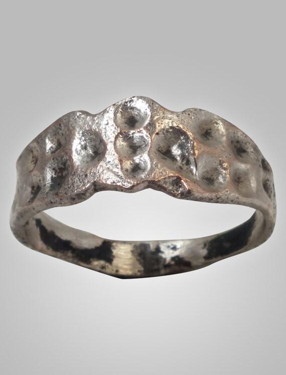 Ancient Viking Mens Wedding Ring 866 1067AD By