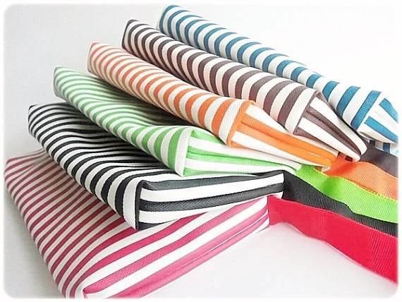 Rainbow Back to school Fun Pencil Bags or Pencil Case , Children Gift or Teen Gift - BagBuffet