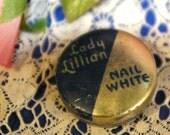 Vintage Lady Lillian Nail...
