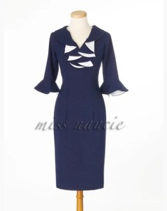 Mad Men Reproduction Joan dress wiggle style 50s