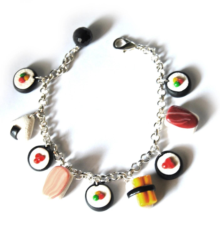 Sushi Bracelet - hoshichanshop