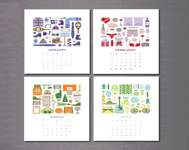 2013 Calendar - flowersinmay