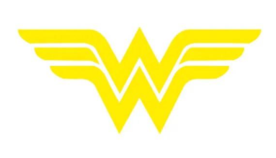 Wonder Woman Headband Template Svg