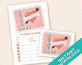 Printable Bunco Score and...