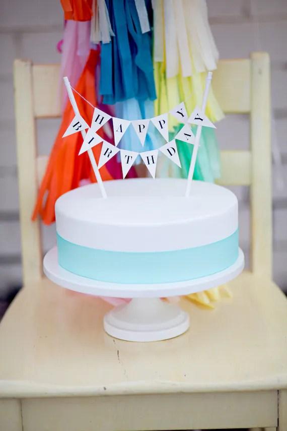 Happy Birthday Cake Simran