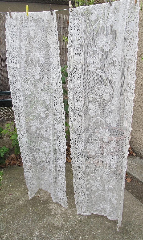 Monogram Valance Curtains