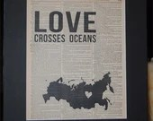 Love Crosses Oceans (Russ...