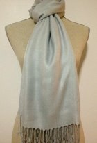 light-gray pashmina, wedding shawls, bridesmaid warp, wedding gift