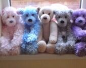 Hugglable Teddy Bear PDF Knitting Pattern - HuggableBears