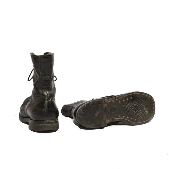 Vintage Vietnam Jungle Boots