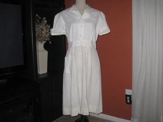 Color Nurse Dress Scrub Dresses