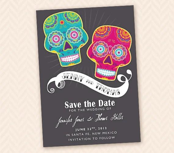 Create Save Date Cards