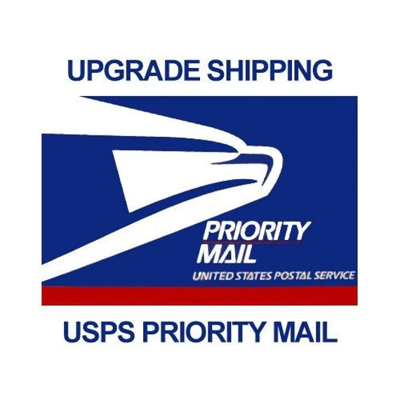 NEW Price USA USPS Priority Mail Upgrade 6.95 Shipping