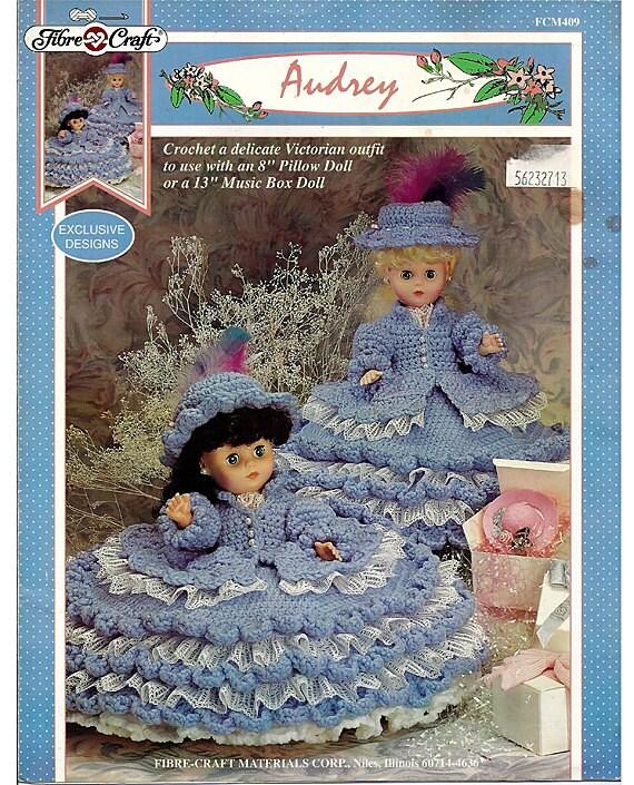 Patterns Pillow Vintage Doll Craft Foam