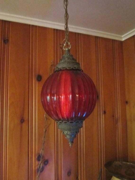 Hanging Light Plug Cord