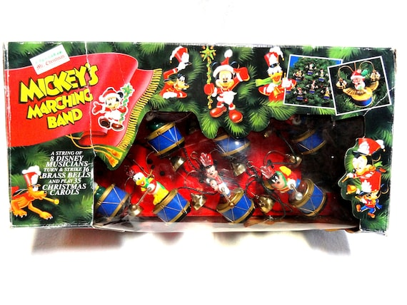 Mr Christmas Mickey Mouse Band