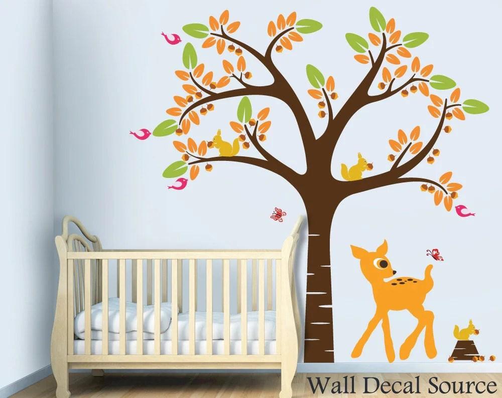 Wall Art Stickers Baby Nursery