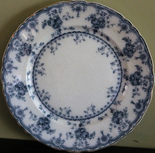 Antique plate Vintage Plate England plate English plate