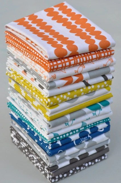 Bella 19 Fat Quarter Bundle by Lotta Jansdotter COMPLETE