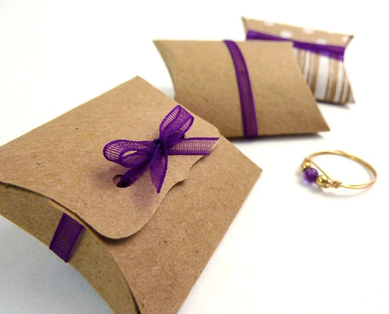 Homemade Wedding Favors