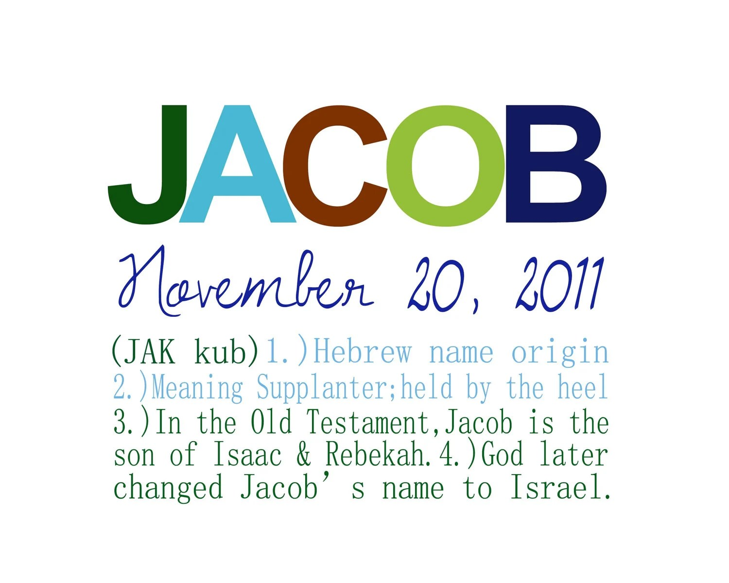 Name Print Meaning
