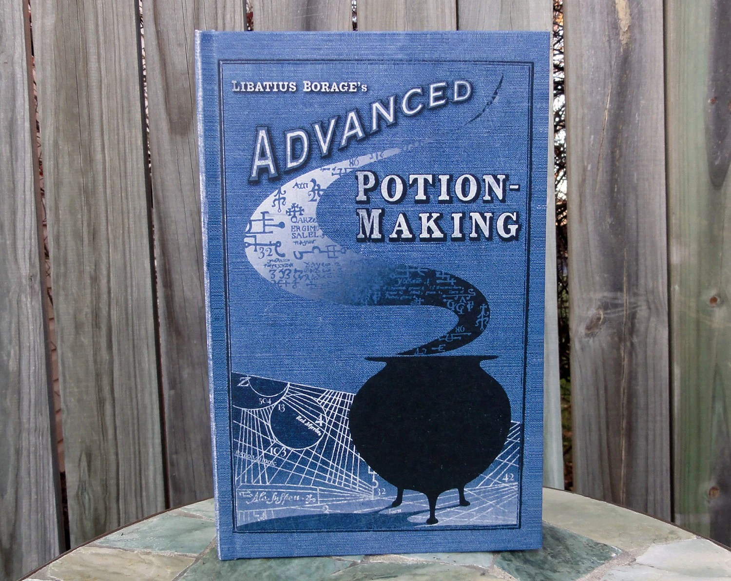 Leaky Con Potions Book Advanced Potions Harry Potter