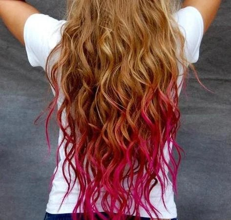 items similar to temporary hair colored chalk dip dye pastels pick any color punk glam on etsy