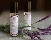 Lavender Ylang Ylang Perfume Oil - Travel Size - HiddenAcresSoapCo