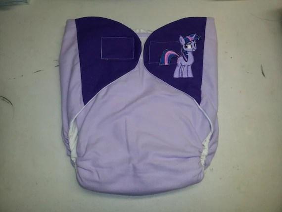 Mlp Diaper Twilight Sparkle
