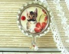 Cat Necklace Moustache Necklace Bottle Cap Jewelry Mustache Necklace Bottle Cap Jewelry Mustache Cat