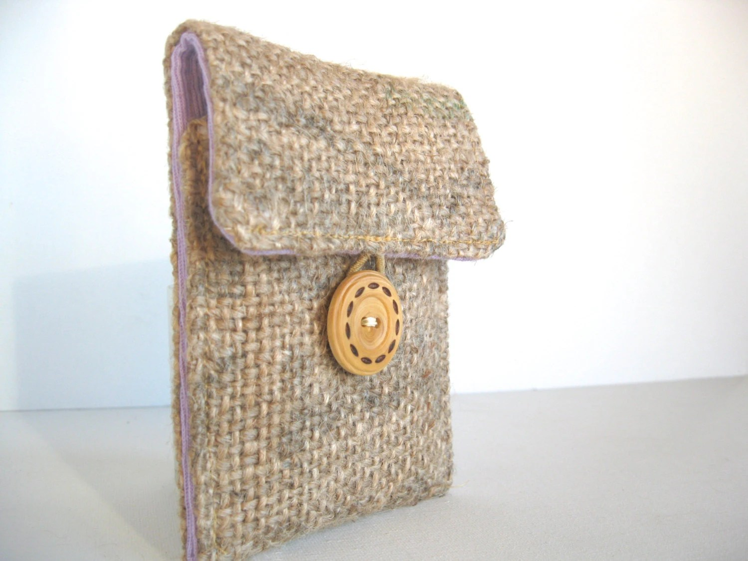 Lavender. Eco Friendly. Iphone. Cozy. Upcycled. Burlap. Tshirt. Valentine. Spring Fashion. Cloud. For Her. Teen. Tween. Free U.S. Shipping. - barefootSurfboutique