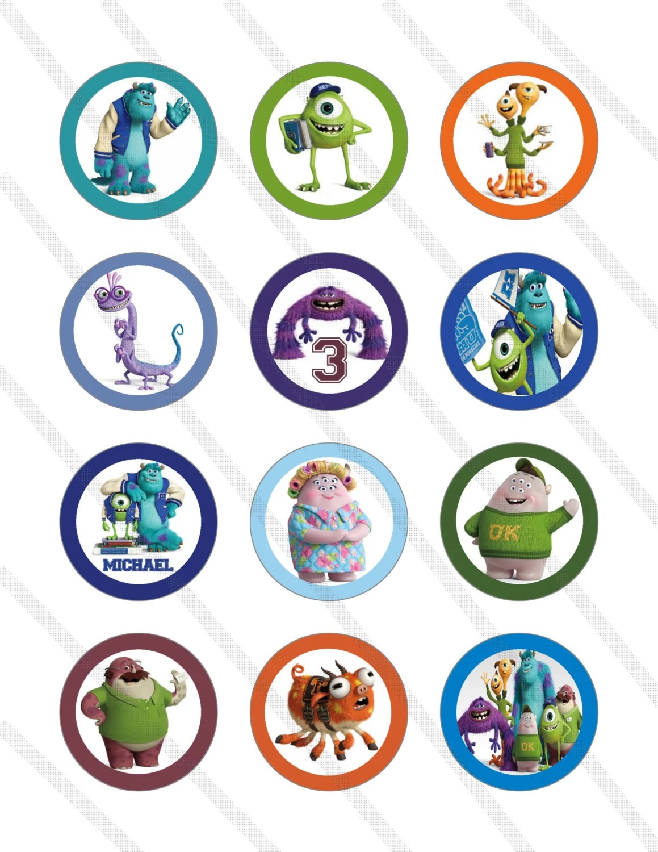 Disney Pixar Monsters University Monsters Inc Birthday Party 2
