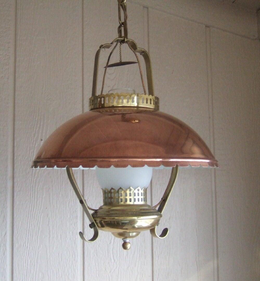 Bare Bulb Pendant Light Fixture