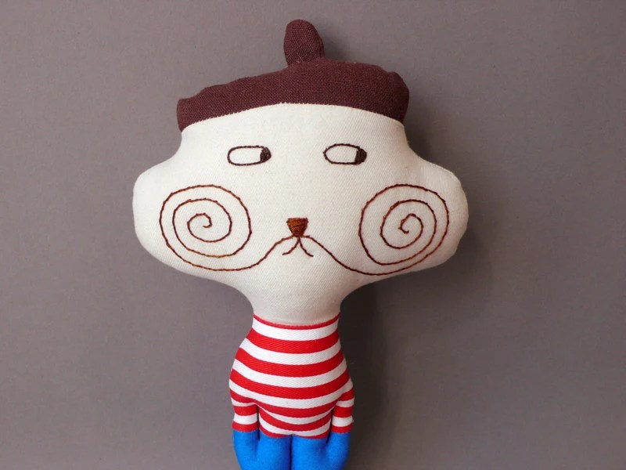 JIPI JIPI Cat - Moustache 01