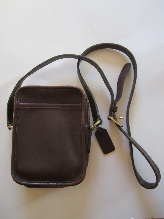 Coach Cross Body Bag Navy