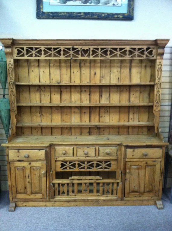 Items Similar To Gorgeous Antique French Pine Primitive