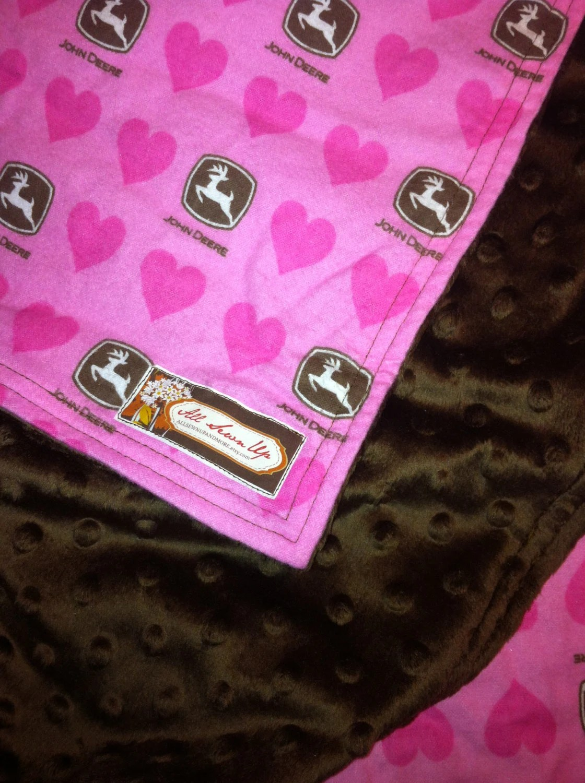 handmade pink blanket etsy