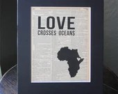 Love Crosses Oceans (Ethi...