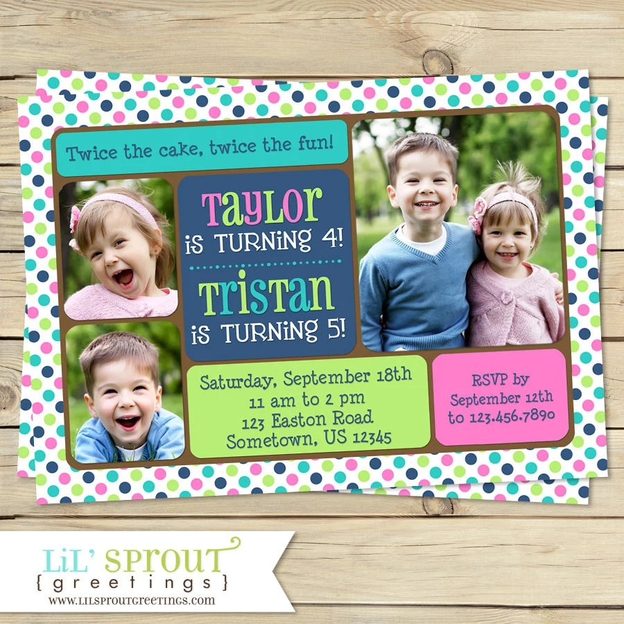Joint birthday party invitations for adults filmwisefo