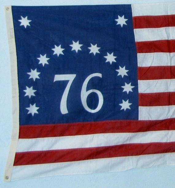 Clothing American Flag Vintage