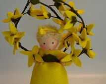 Unique Forsythia Related Items Etsy