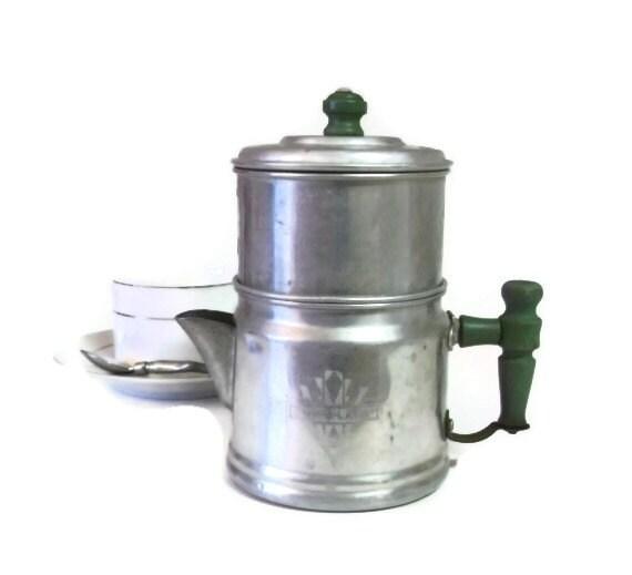 Enterprise Aluminum Drip O Lator Coffee Pot Drip Coffee Maker
